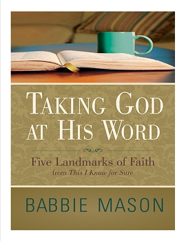Taking God at His Word (Booklet)