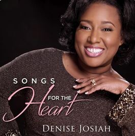 Denise Josiah - God Meant It For Good (MP3)